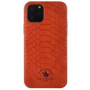 Чехол Polo Knight красный для iPhone 11 Pro Max