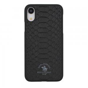 Чехол Polo Knight черный для iPhone XR