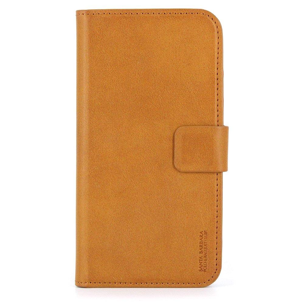 Чехол Polo Omari коричневый для iPhone X/XS
