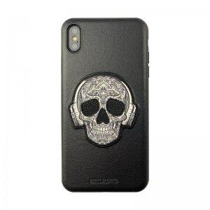 Чехол Polo Patti чёрный для iPhone XS Max