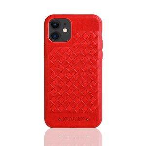 Чехол Polo Ravel красный для iPhone 11