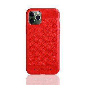 Чехол Polo Ravel красный для iPhone 11 Pro Max