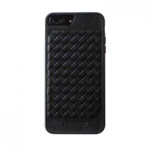 Кожаный чехол Polo Ravel черный для iPhone 8 Plus/7 Plus