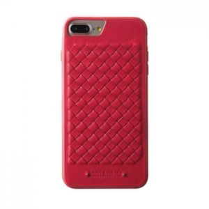 Кожаный чехол Polo Ravel красный для iPhone 8 Plus/7 Plus