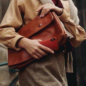 Кожаный чехол Polo Ravel красный для iPhone X/XS