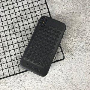Кожаный чехол Polo Ravel чёрный для iPhone X/XS