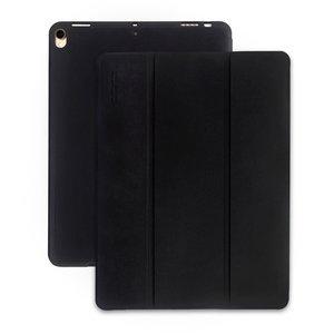 Чехол (книжка) Polo Cross Leather Slater черный для iPad Mini 5