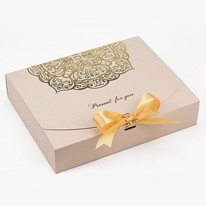 Преміум подарункова упаковка 250 * 200 * 50мм