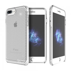 Перфорованій чохол Prodigee Breeze прозорий для iPhone 8 Plus / 7 Plus
