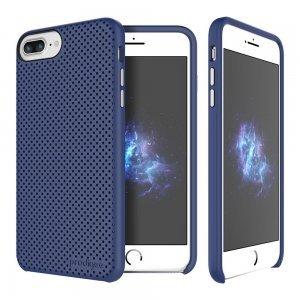 Перфорированный чехол Prodigee Breeze синий для iPhone 8 Plus/7 Plus