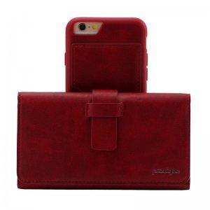 Чехол Prodigee Legacee красный для iPhone 6/6S