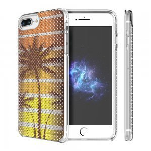 Чехол с рисунком Prodigee Muse Chill разноцветный для iPhone 8 Plus/7 Plus