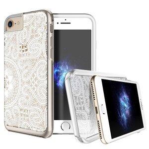 Чохол з малюнком Prodigee Show Lace білий для iPhone 8/7 / SE 2020