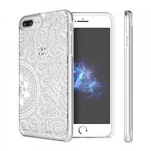 Чехол с рисунком Prodigee Show Lace белый для iPhone 8 Plus/7 Plus