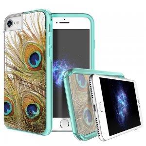 Чохол з малюнком Prodigee Show Peacock різнокольоровій для iPhone 8/7 / SE 2020