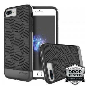 Защитный чехол Prodigee Stencil черный для iPhone 8 Plus/7 Plus