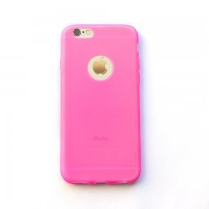Silicone Case Pink for iPhone 6/6S