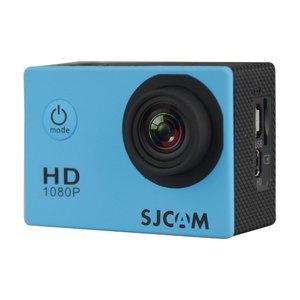 Экшн камера SJCam SJ4000 синяя