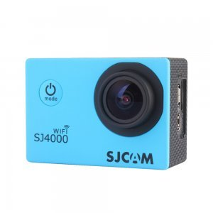 Экшн камера SJCam SJ4000 WiFi синяя