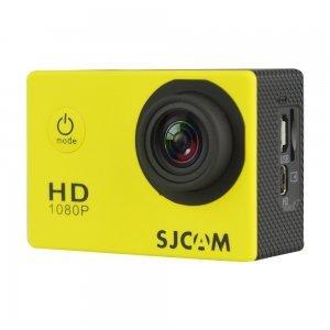 Экшн камера SJCam SJ4000 желтая