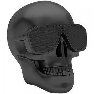 Портативна акустика Skull Wireless Bluetooth чорна