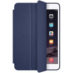 Чехол-книжка синий для iPad mini 4