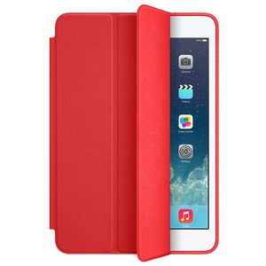 Чохол Smart Case червоний для iPad mini 1/2/3