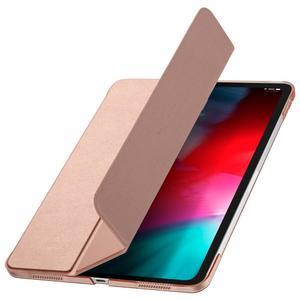 """Чехол Spigen Smart Fold розовый для iPad Pro 11"""""""
