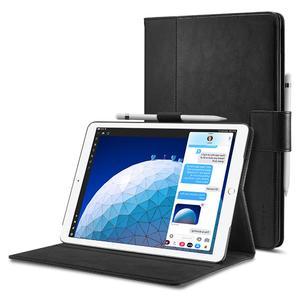 """Чехол Spigen Stand Folio черный для iPad Pro 10.5"""""""