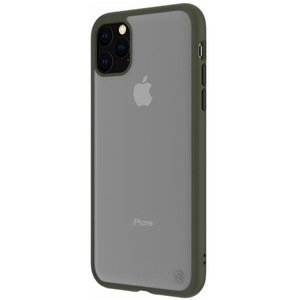 Противоударный чехол SwitchEasy AERO зелёный для iPhone 11 Pro Max