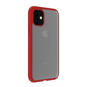 Противоударный чехол SwitchEasy AERO красный для iPhone 11
