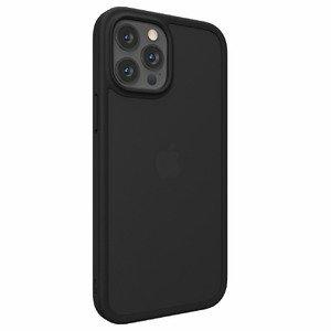 Полупрозрачный чехол Switcheasy Aero+ черный для iPhone 12/12 Pro (GS-103-122-232-173)