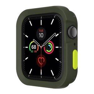 Чехол Switcheasy Colors зелёный для Apple Watch 4/5/6/SE 40mm (GS-107-51-139-108)