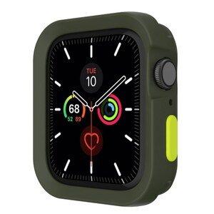 Чехол Switcheasy Colors зелёный для Apple Watch 4/5/6/SE 44mm (GS-107-52-139-108)