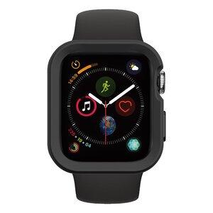 Чехол Switcheasy Colors чёрный для Apple Watch 4/5/6/SE 40mm (GS-107-51-139-11)