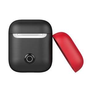 Чехол SwitchEasy Colors чёрный для Apple AirPods