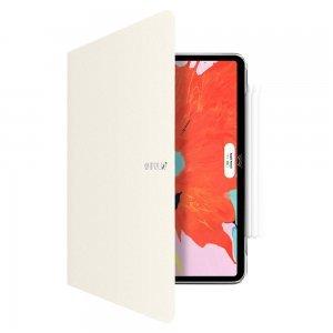 """Чехол с держателем для стилуса SwitchEasy CoverBuddy Folio белый для iPad Pro 11"""""""