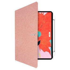 """Чехол с держателем для стилуса SwitchEasy CoverBuddy Folio Lite розовый для iPad Pro 11"""" (2020)"""