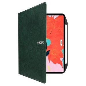 """Чехол с держателем для стилуса SwitchEasy CoverBuddy Folio Lite зелёный для iPad Pro 11"""" (2020)"""