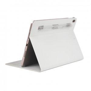 """Чехол с держателем для стилуса SwitchEasy CoverBuddy Folio серый для iPad Pro 9.7"""""""