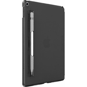 Полупрозрачный чехол SwitchEasy CoverBuddy чёрный для iPad 2019