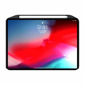 """Чехол с держателем для стилуса SwitchEasy CoverBuddy черный для iPad Pro 11"""""""