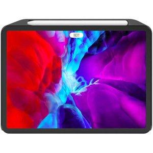 """Чехол с держателем для стилуса SwitchEasy CoverBuddy серый для iPad Pro 11"""" (2020)"""