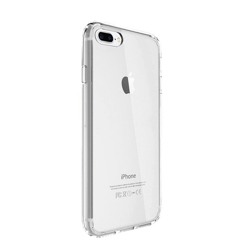 Противоударный чехол SwitchEasy Crush прозрачный для iPhone 7 Plus/8 Plus