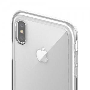 Противоударный чехол Switcheasy Crush прозрачный для iPhone XS Max
