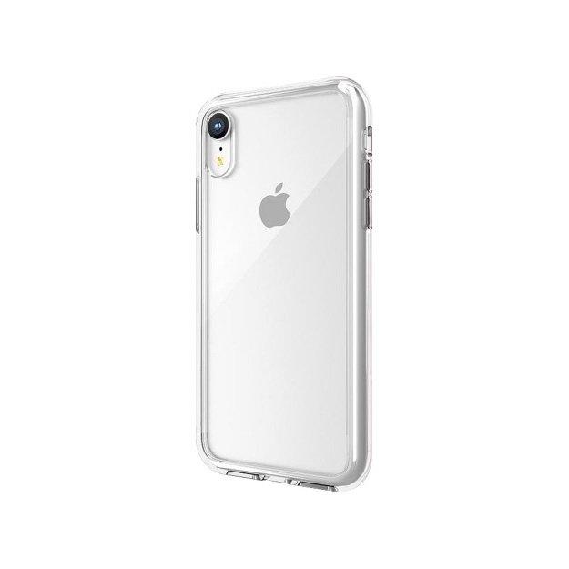 Противоударный чехол Switcheasy Crush прозрачный для iPhone XR