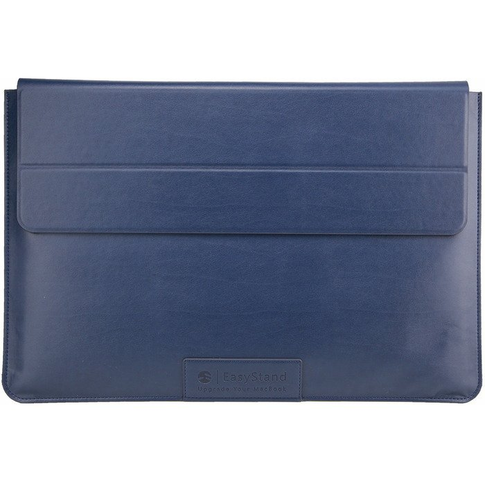 Чохол Switcheasy EasyStand синій для MacBook Air 13 (2018-2020), MacBook Pro 13 (2016-2020)
