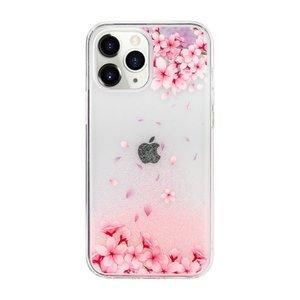 Чехол Switcheasy Flash Sakura розовый для iPhone 12/12 Pro