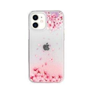 Чехол Switcheasy Flash Sakura розовый для iPhone 12 mini