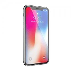 Стеклянный чехол SwitchEasy Glass X белый для iPhone X